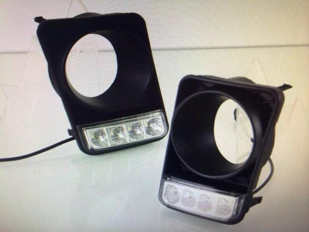 OsMrk светодиодными фарами дневного света DRL для Холден Коммодор ве серии 1 и ssv SV6 СС высокое качество супер яркий