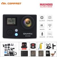 Comfast Ultra HD 4K Wifi Action Camera 2 0 Helmet Cam 1080p 60fps Waterproof Sports DV