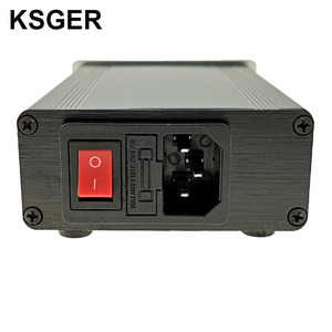 Image 5 - KSGER לבן עבה פנל STM32 OLED T12 הלחמה תחנת טמפרטורה דיגיטלית בקר עבור Hakko T12 חשמלי הלחמה ברזל