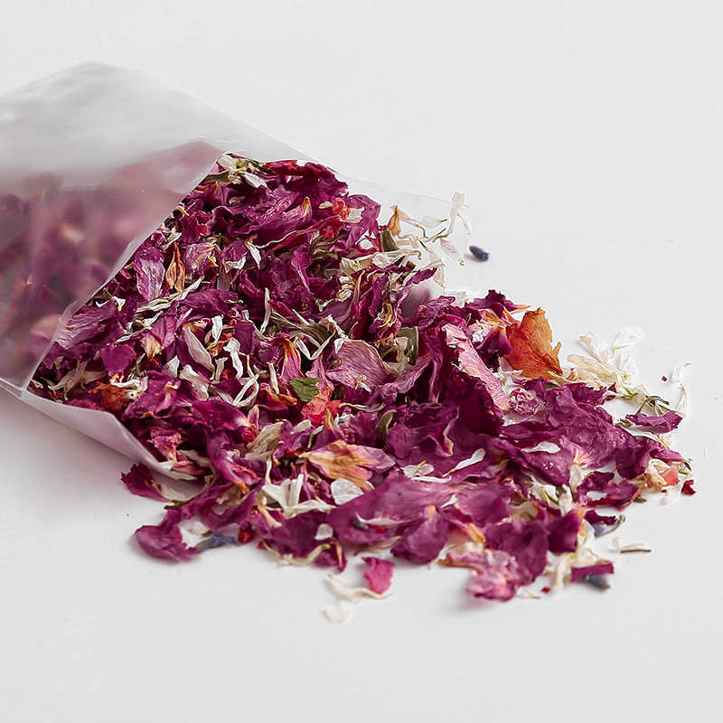 Natural Biodegradable Wedding Confetti Eco-Friendly /& 100/% Biodegradable Dried Flower Mix containing Rose Petals Italian Pink, 2 Litre Pack Dried Lavender and Cornflower Petals