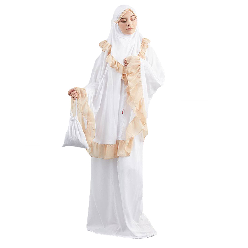 Vestidos Set Muslim Dress Abaya Kaftan Pakistani Arabic Maxi Hijab Dress Caftan Marocain Islam Dresses Robe Musulmane Longue