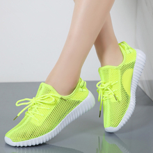 MIUBU Summer Sneakers Fashion Shoes Woman Flats Casual Mesh Flat Designer Female Loafers for Women zapatillas mujer