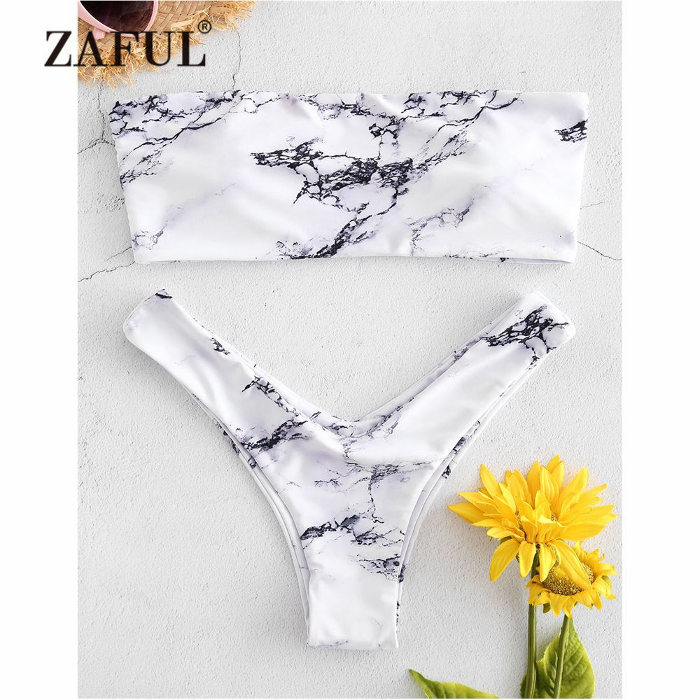 b7a4480b38 Buy marbled bikini and get free shipping on AliExpress.com