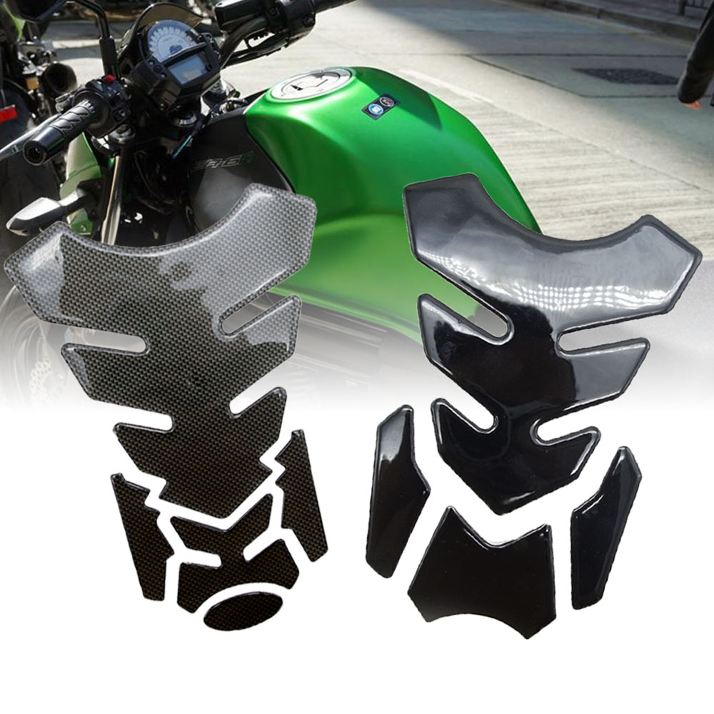 FOR KAWASAKI Zx9r ZX10R ER6N ER6F Honda CB599 CB600 HORNET Motorcycle Stickers And Decals Fule Gas Tank Pad Tankpad Protector
