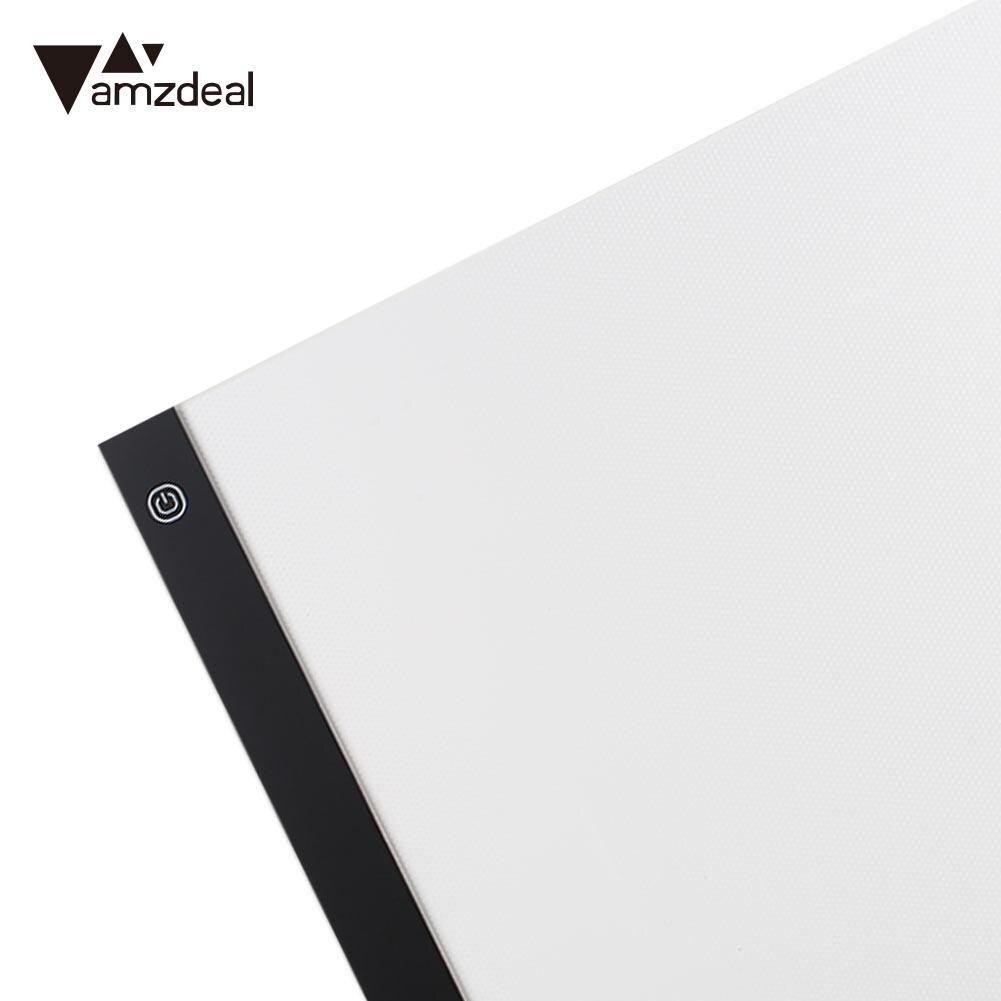 A3 planche de traçage dessin tablette tampons de copie dessin animé peinture étanche multifonctionnel