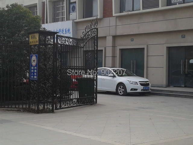 Hench 100% Hot Dip Galvanized Steel Iron Gates  Model Hc-ig1