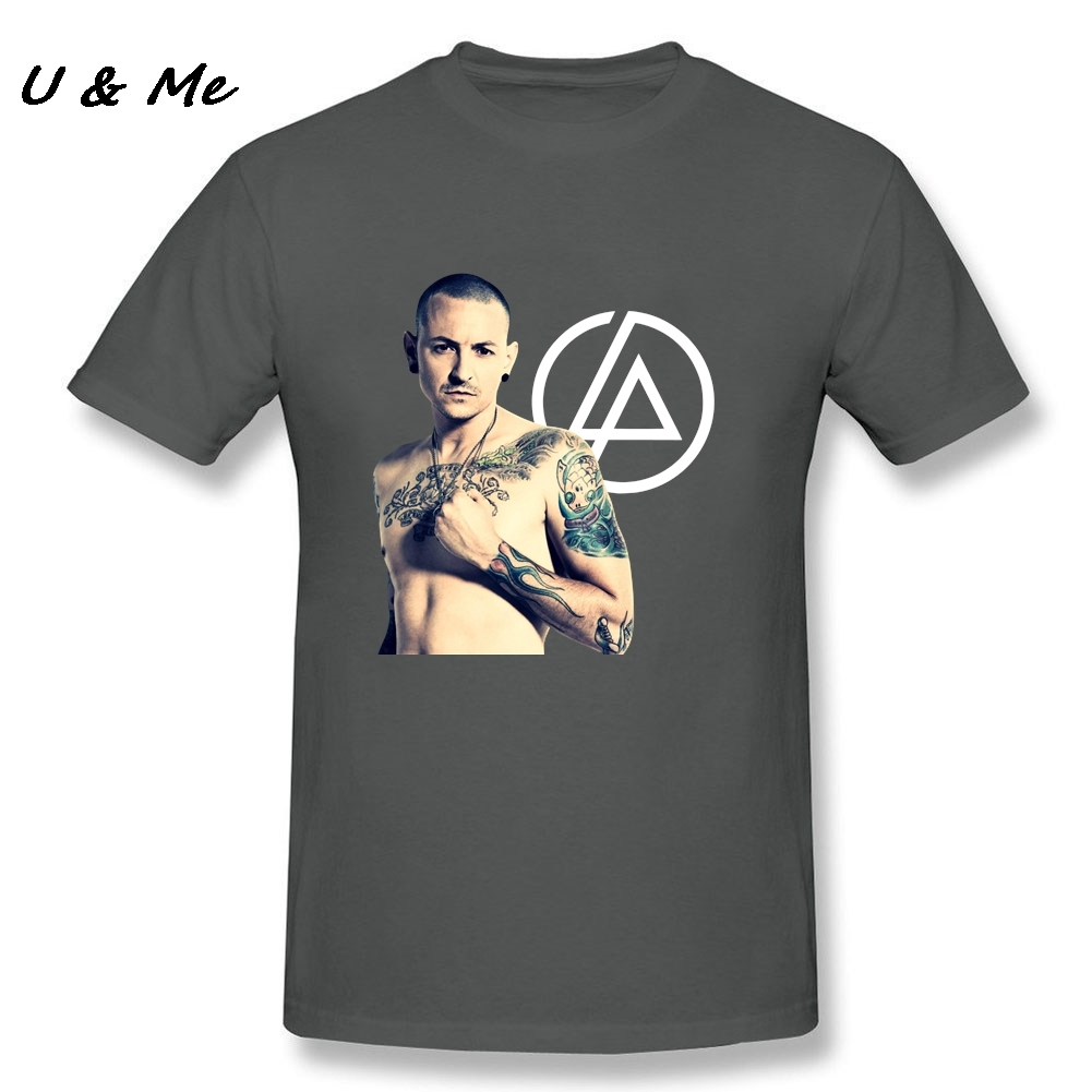 Hot Sale Linkin Park t shirt Mens Original Chester Bennington T Shirts  Adult Plus Size Clothing Tops-in T-Shirts from Men s Clothing on  Aliexpress.com ... 0c685ac718a3