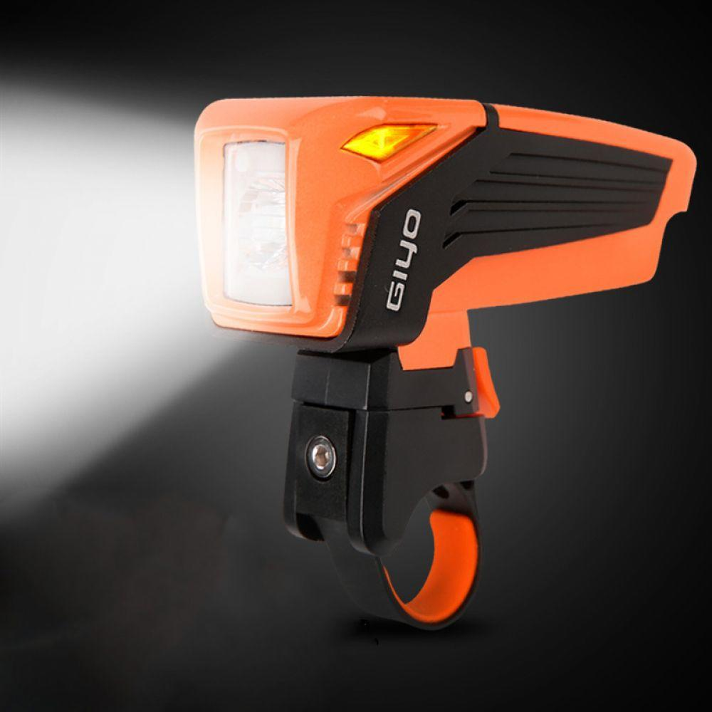 USB Rechargeable IPX5 Waterproof Bicycle Light Mount Holder Bike Headlight Handlebar Lamp LED Lantern Cycling Front Lights1