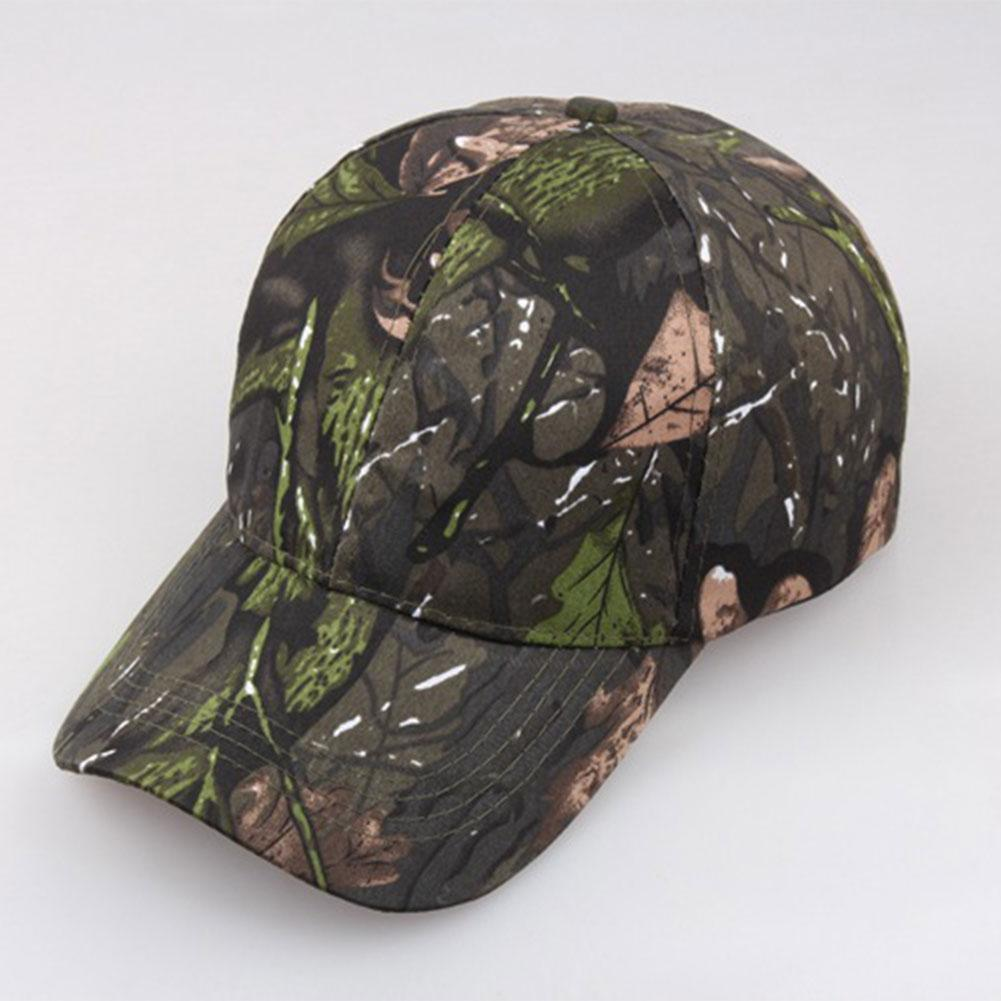 Cool Snapback Camouflage Outdoor Hiking Army Camo Cap Tactical Adjustable Baseball Cap Hat Gorra Casquette for Men Women