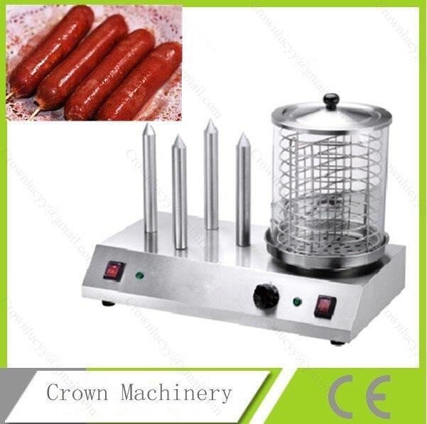 hot dog steamer hot dog bun warmer machine hot dog wamer - Hot Dog Warmer