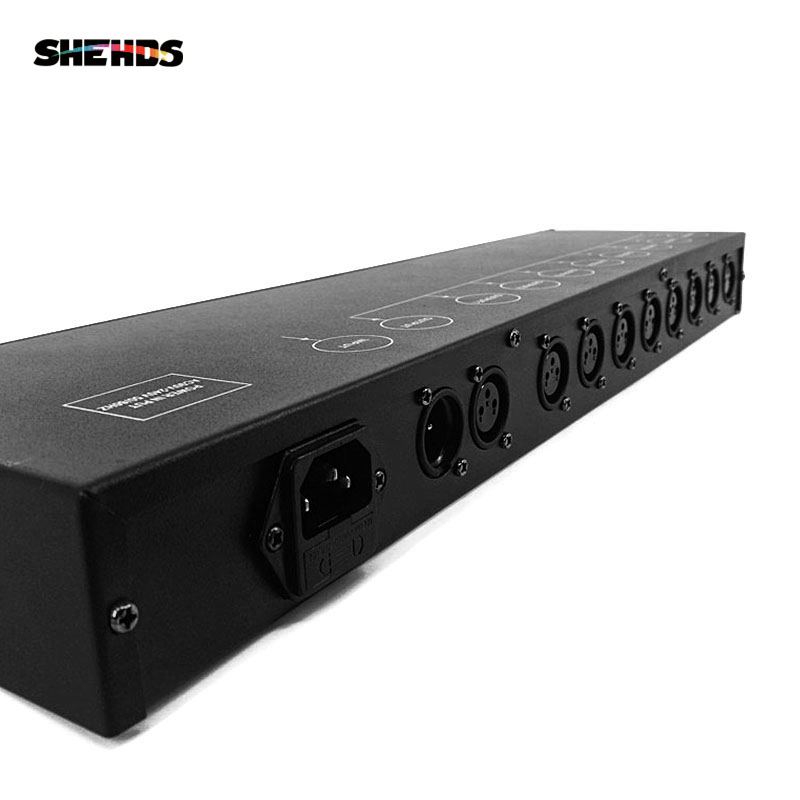 Stage Light Controller DMX512 Splitter Light ազդանշանային - Կոմերցիոն լուսավորություն - Լուսանկար 6