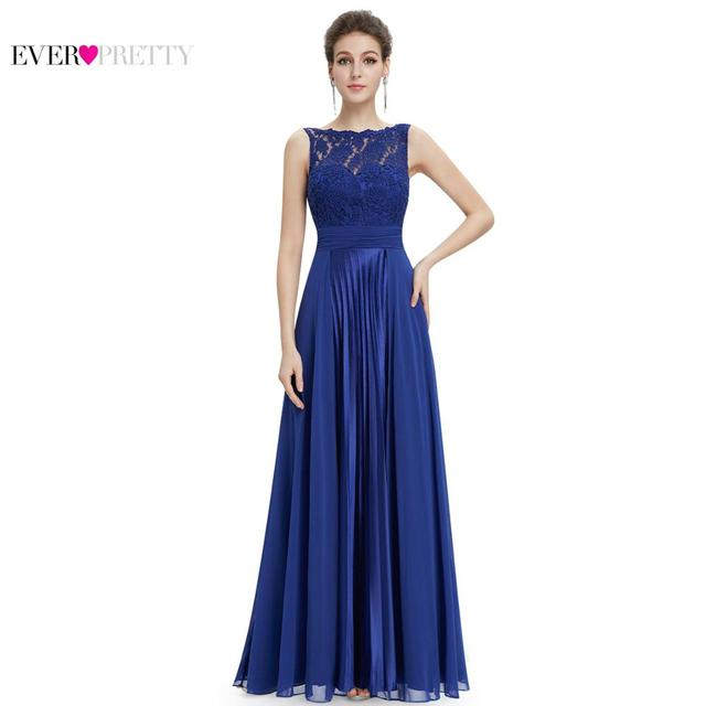 Товар Ever Pretty Evening Dresses Gorgeous Formal Round Neck Lace ... d39e830a10f1