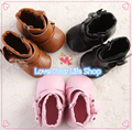 Baby First Walkers Neonatal Boy/Girl Boots Sapato Bebe Unisex pu Leather Baby Moccasins Infant Cotton Soft Sole Toddler Shoes