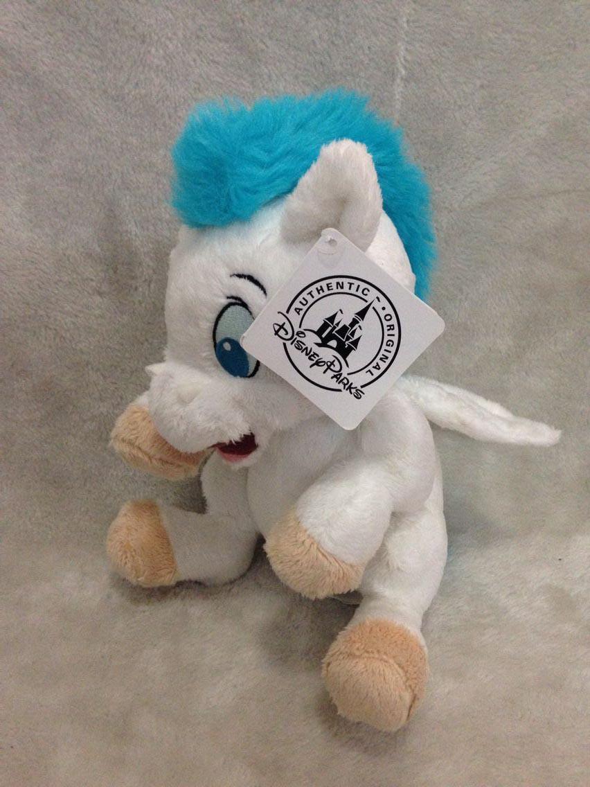 Hercules Baby Pegasus 28cm Plush Bean Bag Doll