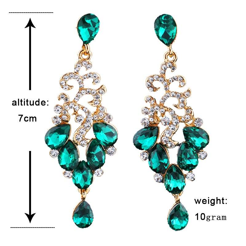 Jiayijiaudo-Crystal-Long-Earrings-for-Women-Eagle-Silver-Black-Color-Bridal-Wedding-Earrings-Fashion-Jewelry-3 (1)