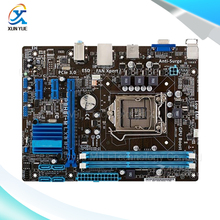 For Asus P8H61-M LX3 R2.0 Original Used Desktop Motherboard For Intel H61 Socket LGA 1155 For i3 i5 i7 DDR3 16G uATX