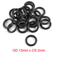 OD13mm*CS2mm NBR rubber o ring gasket seal free freight