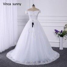 Elegant vestidos de novia 2017 Bride wedding dress ball gown cap sleeve Princess wedding gowns robe blanche mariage brautkleid
