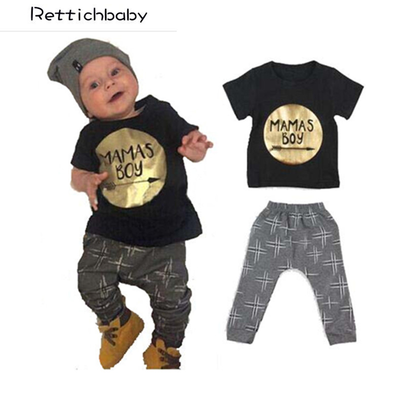 UNISEX Toddler Newborn Infant Summer Outfit Clothes Short Sleeve Overalls 2pc
