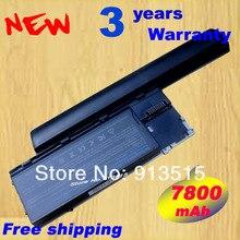 7800 мАч ноутбука Батарея для Dell Latitude D620 D630 d630c Precision M2300 312-0383 312-0386 451- 10297 451-10298 jd634 PC764 tc030
