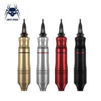 King Kong stylo professionnel rotatif Machine à tatouer stylo fort moteur silencieux pour aiguilles à cartouche fournitures de tatouage