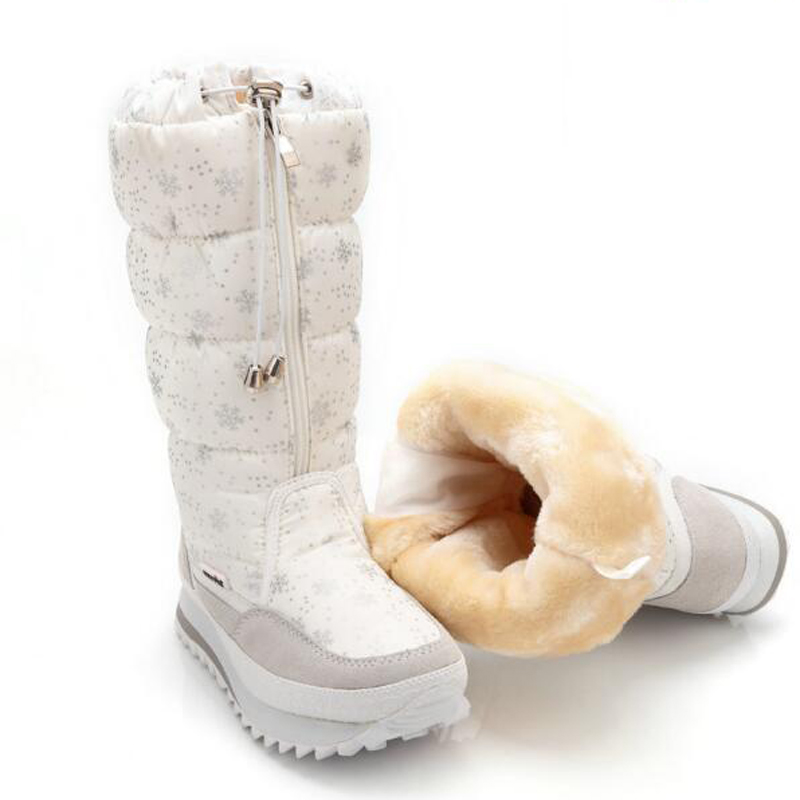 aliexpress buy new 2017 snow boots