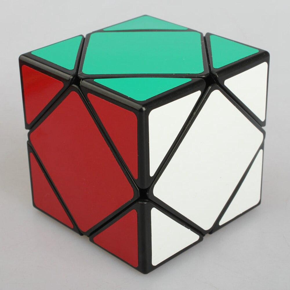 ShengShou 57mm ferde mágikus kocka sebesség puzzle kocka születésnapi ajándék oktatási játék gyerekeknek gyerek baba