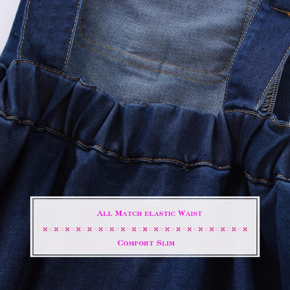2017 Big Girls Dresses Spring Summer Cute Fashion Overalls Kids Boutique  Dress for Age 45678910 11. артикул  32799848687 0c752ae4074a