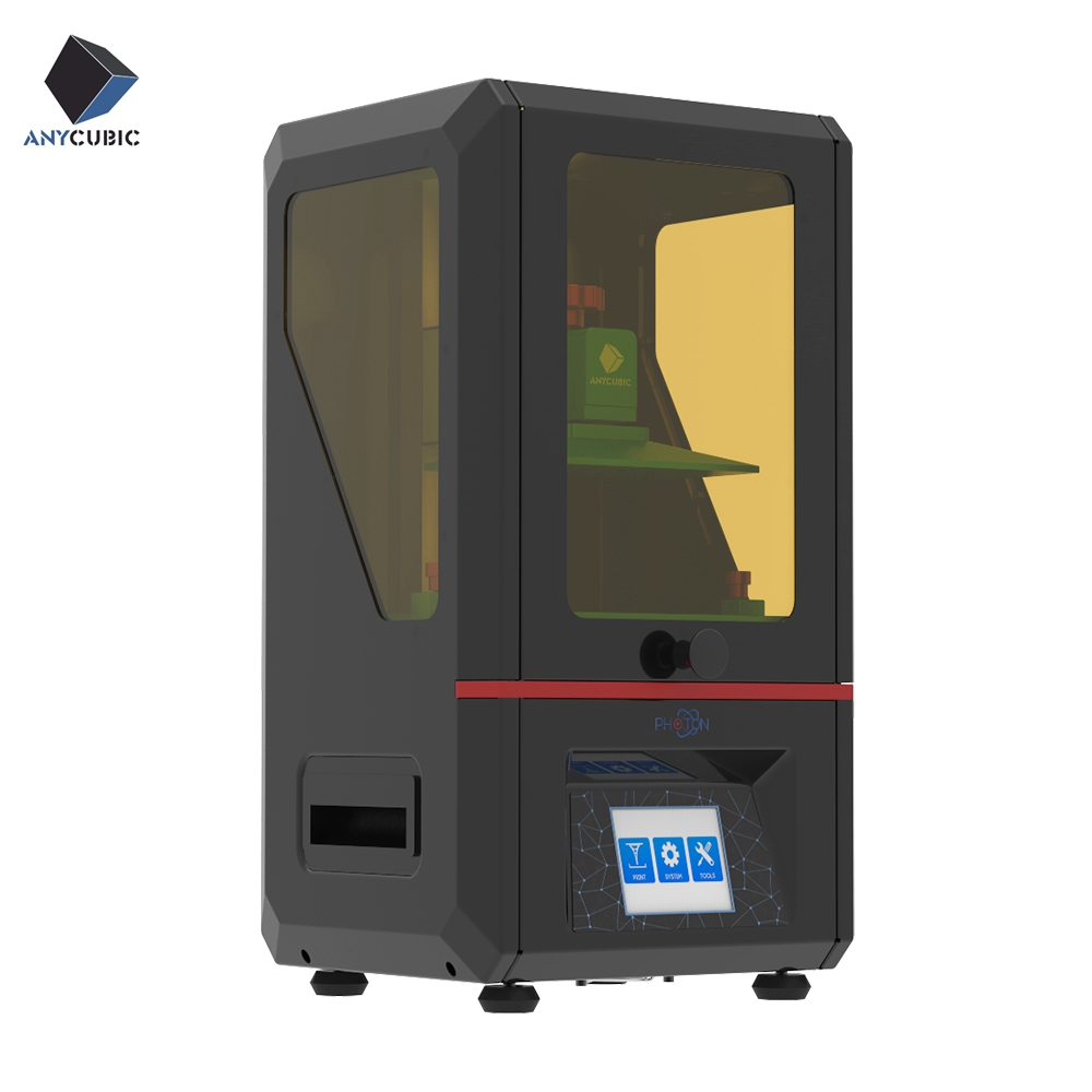 ANYCUBIC SLA 3D Printer Photon Plus Size 2K Screen Off Line Print UV LCD 405nm Resin