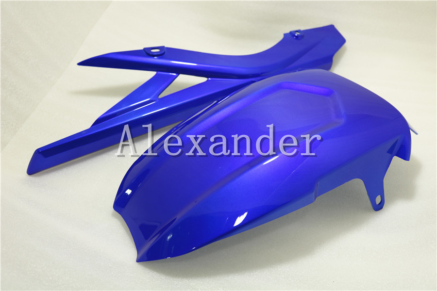 Guardabarros trasero Conjunto de carenado Protector trasero Guardabarros Guardabarros Guardabarros guardabarros para Yamaha YZF R25 R3 2013 2014 2015 2016 2017 lodo