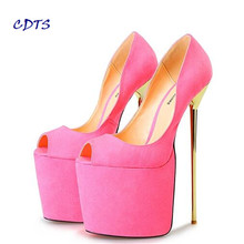 Crossdressing Heels Plus sizes EU 40-50 US 9-19