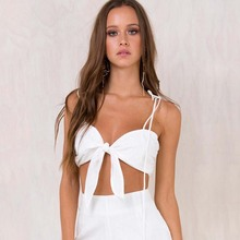 Summer popular Italian new explosion models with short beach bra straps womens sexy tube top