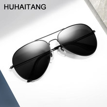 HUHAITANG Classic Aviation Mens Sunglasses Women Luxury Brand Pilot Sun Glasses Designer High Quality Sunglases For Womens