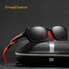 Prouddemon 2019 Polarized Outdoor Sport Sun Glasses Men Sports Women mountain Sunglasses TR90 Eyewear