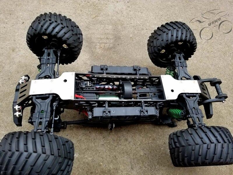 CEN Reeper roll cage roll bar stabilisator shell version für rc auto ...