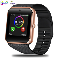 BANGWEI Brand Smart Watches Mens Fitness Sport watch Support SIM TF Card Bluetooth information reminder electronic clock