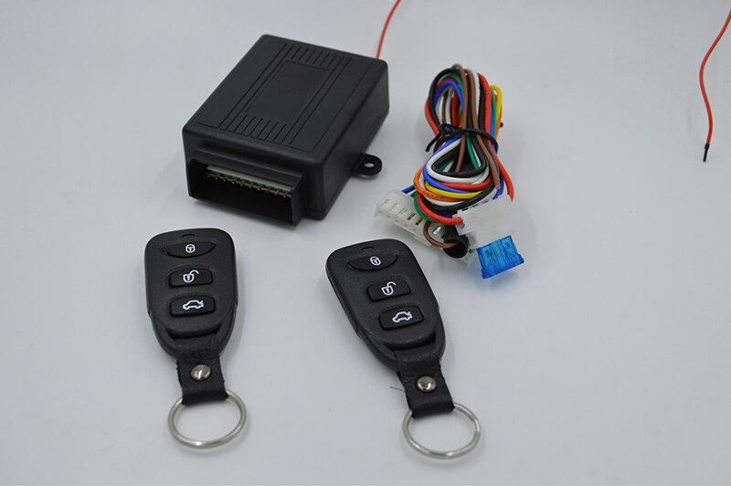 Car Lock Remote Central Door Lock Kit Auto Remote Locking Vehicle