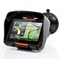 4.3 '' impermeável Bluetooth motocicleta de navegação GPS com o mais Countries128M DDR 4 GB Flash profissional