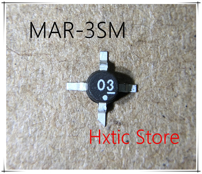10PCS MAR-3SM MAR-3 MAR3SM MARKING A03 SMT-86 IC