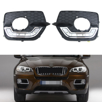 100 Brand New For BMW X6 E71 2008 2013 Daytime Running Lights Cheap Price X6 E71