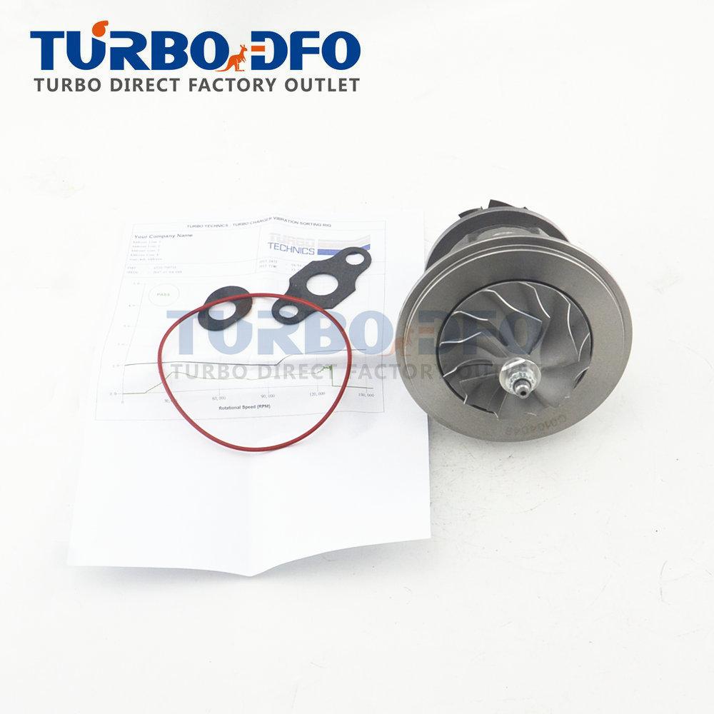Garrett GT25 Turbo Cartridge Balanced For Isuzu NQR Light Truck UKmian Bogdan 4.8 L 4HE1XS 122KW - 700716-0003 NEW Turbine Core