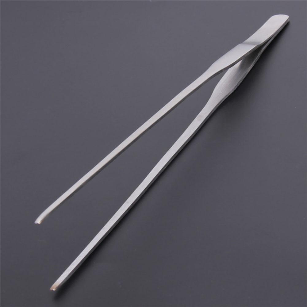 Пинцет из нержавеющей стали/ножницы для аквариума, инструмент для очистки растений, инструменты для обслуживания аквариума-30