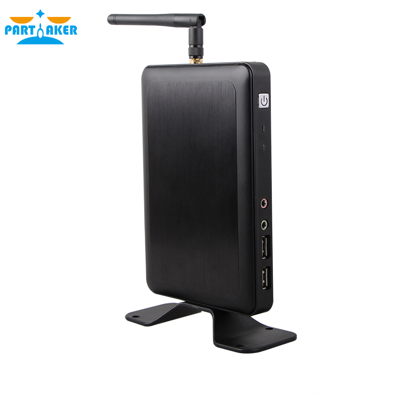 Thin Client X3W with WIFI HDMI Unlimited Users Workstation RDP 7.1 1G RAM 4G Flash PARTAKER thin client x3w with wifi hdmi unlimited users workstation rdp 7 1 1g ram 4g flash partaker