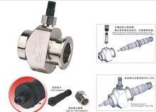 1 PCS ferramentas para BOSCHH DENSSO braçadeira injector common rail, common rail diesel injector de óleo fluxo de volta conjunta