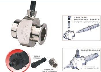 1 STÜCKE common-rail-injektor spannwerkzeuge für BOSCHH DENSSO, common-rail-injektor diesel öl rückfluss joint