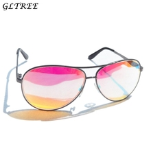 GLTREE 2018 Fashion Driver Colorblind Spectacles Red Green Color Blindness Women Men Glasses Correction Sunglasses Eyewear G402