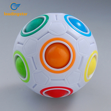 LeadingStar Magic Rainbow Ball Magic Cube Puzzle cube zk15