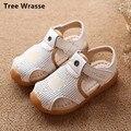 Baby sandals girls 2017 summer new children's sandals fashion Baotou crash boys sandals leisure baby beach shoes