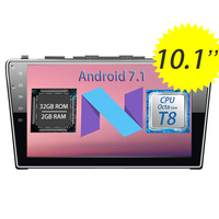 WANUSUAL 10 1inch Quad Core Android 6 0 Car DVD GPS Navigation For Honda CRV 2007