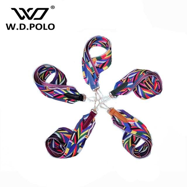 a4d017f054 WDPOLO New cotton women bag bohemian guitar strap elegant stripe fashion  slogan girls shoulder bag belts bag accessoriesz1069